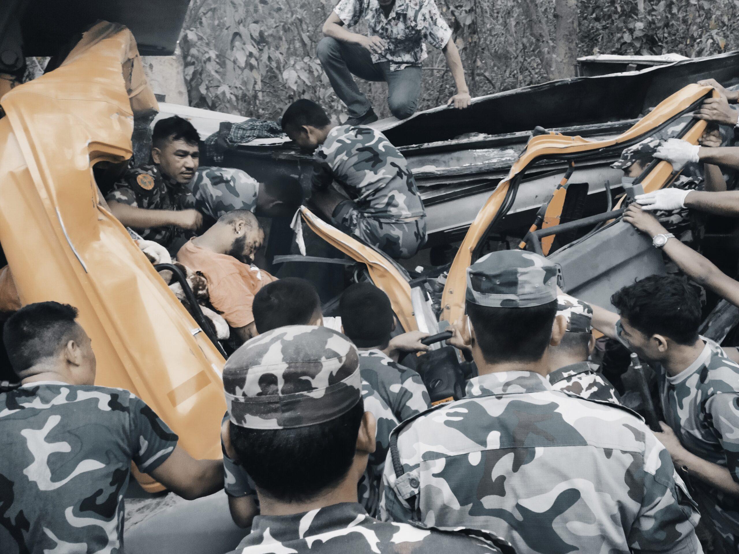 कोहलपुरमा भयानक दुर्घटना, एक जनाको घटना स्थलमै मृत्युु