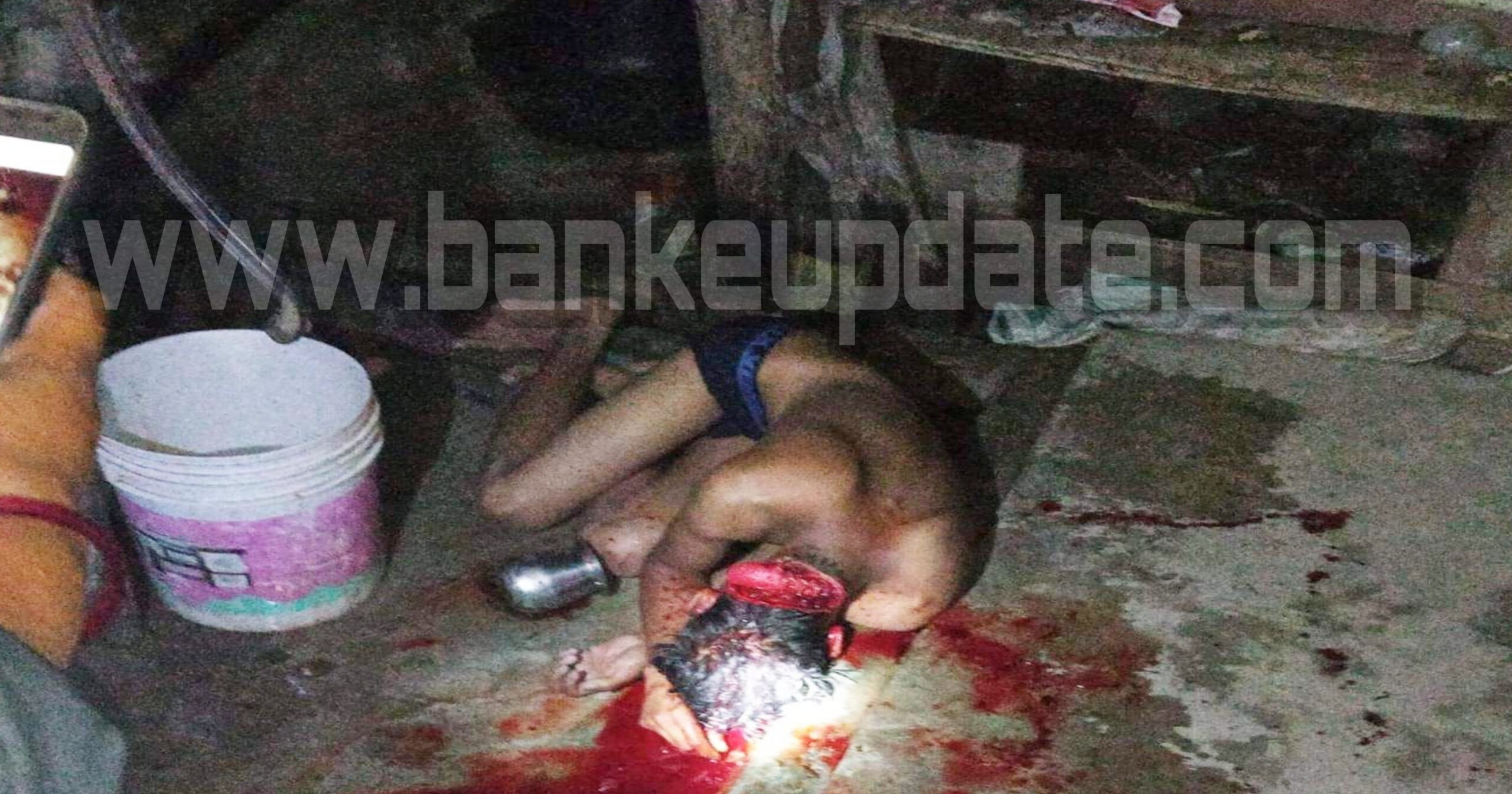 कोहलपुरमा बाबुद्वारा छोराको गर्धनमा खुर्पा प्रहार गरि हत्या